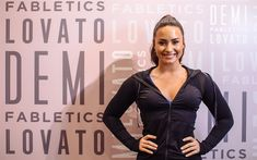 Download wallpapers 4k, Demi Lovato, 2017, beauty, smile, american actress, Hollywood, movie stars