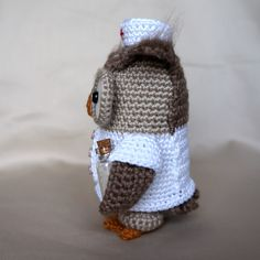 Ravelry: Julida's A Doctor