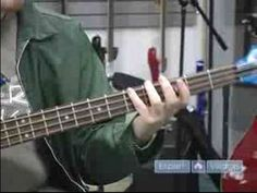 Video: Walking Bass Line Exercises for the Bass Guitar