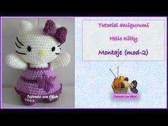 http://www.tejiendoperu.com/ Linda gatita Hello Kitty!!! Parte 1 de 7 Instrucciones escritas en mi página: http://www.tejiendoperu.com/ Gracias por suscribir...