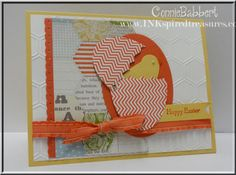 InkspiredTreasures.com » Oh Hello for Easter! - Stampin' Up!