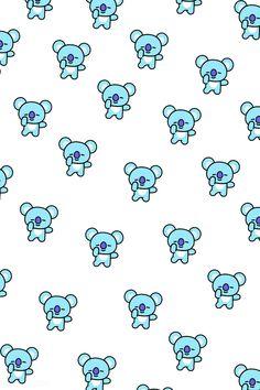#bt21 #bts #wallpaperbt21 Wallpaper Gratis, Iphone Wallpaper, Namjoon, Taehyung, Bts Chibi, Pretty Wallpapers, Kpop, Avatar, Scrunchies