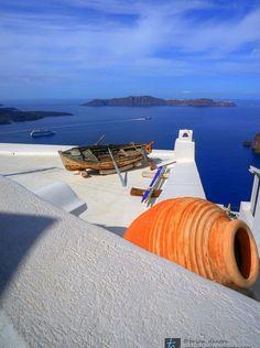 Sail Away - Santorini, Greece Santorini Island, Santorini Greece, Mykonos, Santorini Travel, Sail Away, Top Destinations, Beach Walk, Greek Islands, Greece Travel