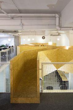 众创空间思微3.0厂房改造 - 办公空间设计