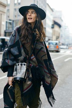 wide brim fedora! 時裝周必備單品:寬邊帽 | Popbee - 線上時尚生活雜誌