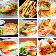 we love SANDWICHES Salmon Burgers, Sandwiches, Ethnic Recipes, Food, Salmon Patties, Eten, Paninis, Meals, Diet