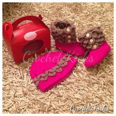 """CrochetKICKS: """"Carrie"""" sold Carrie, Carry On, Baby Shoes, Crochet, Kids, Fashion, Crocheting, Moda, Hand Luggage"""