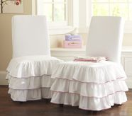 1000 Images About Chair Slip Covers On Pinterest Dining