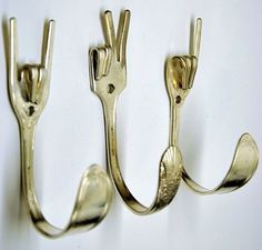 Recycled fork hooks