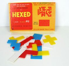 "Kohner ""Hexed"" puzzle game"