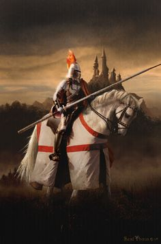 Knights Templar:  A #Knight #Templar.  .:.  .:.  image credit:  http://www.sareltheron.com  .:.  .:.  see also:  http://snow.EnergyGoldRush.com & http://snow.Energy526.com