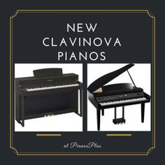 Get Your Yamaha Clavinovas from #pianosplus!