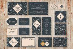 Classique, vintage, parsemé de touches acidulées, peint à la main, ultra épuré... Premier arrivé chez les invités, le faire-part annonce les couleurs et le ton du mariage à venir. Voici huit adresses parisiennes ou digitales de créateurs qui donnent simplement envie d'assister à la fête.