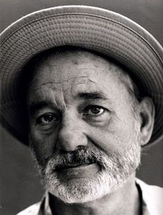 """""""We're born alone. We do need each other. It's lonely to really effectively live your life, and everyone you can get help from or give help to; that's part of your obligation. """" Bill Murray"""