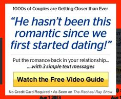 Put the romance back in your relationship