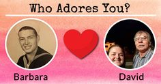 Find out which one of your friends loves you to the moon and back! Click here!