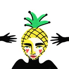 Give Me Pineapple Lynnie Zulu
