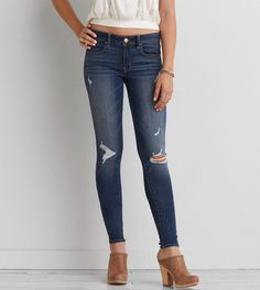 AEO Denim X Cafe Jegging