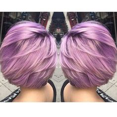 Purple bob hair is one of the hottest trends! Here are 10 ways to have FABULOUS purple hair!