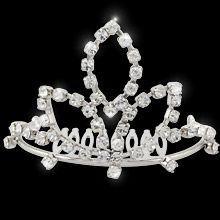 great little girl tiara - I wish my girl was still little Girls Tiara, My Girl, Little Girls, Crown, Jewellery, Shopping, Fashion, Corona, Jewelery