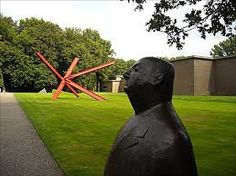 "museum Kroller Müller ADRES=  Kröller-Müller Museum Houtkampweg 6 6731 AW Otterloo info@krollermuller.nl 0318 591 241  This is in park "" de hoge veluwe"" paying for entree aswell as for the park"