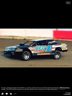 Keg1 Motorsport's -Josh Franklin chassis Street Stock, Dirt Track Racing, Graphics, Cars, Awesome, Graphic Design, Off Road Racing, Autos, Car