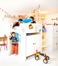 Paris Deco Ideas for Kids' Rooms パリの子ども部屋デコ・アイデアブック
