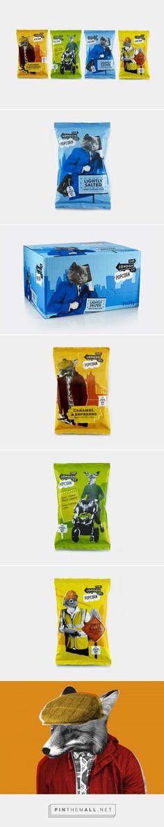 47 Best POP corn packaging design images in 2018 | Brand design