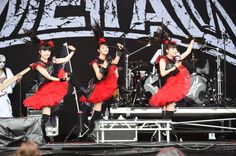 Babymetal conquer Rock On The Range - Metal Hammer