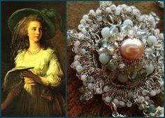 crafty jewelry: duchesse earrings … | make handmade, crochet, craft