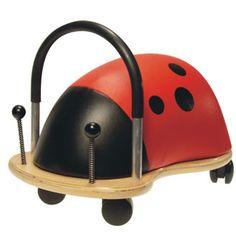 Wheely Bug, Mariehøne - stor