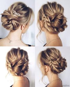 Elegant bridal hairstyles for long hair (35)