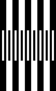 One of the things I like about running this site is finding people who create Op Art in a totally original and unique way - for example Orang Vahid who produces Optical Illusion Quilts, Art Optical, Optical Illusions, Op Art, Black And White Quilts, White Art, Black White, Fractal Art, Textures Patterns