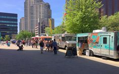 Cuisine on the move! Enjoy these delectable food trucks around the Grand Rapids area.