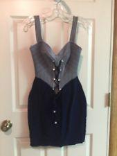 Women's Short Spandex Dress By Tadashi Size S