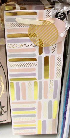 print & pattern: GIFT WRAP - marks & spencer