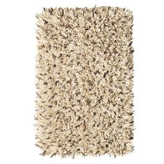 Home Decorators Collection Ultimate Shag Cookies & Cream 9 ft. x 12 ft. Area Rug-3311480460 at The Home Depot