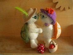 Free+English+Crochet+Patterns+Amigurumi | Amigurumi Turtle Pattern by Denizmum on Etsy