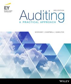 31 best accounting images on pinterest authors textbook and auditing a practical approach 3rd edition authors robyn moroney fiona campbell fandeluxe Images