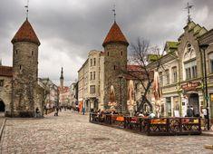 Old-Town-Tallinn