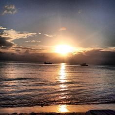 Cozumel..best sunsets in the world.