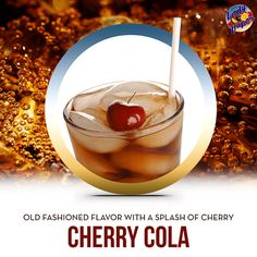 Enjoy a classic flavor with an old fashioned splash of cherry. #vape #ejuice