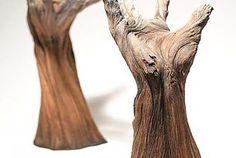Christopher David White's Incredible Ceramic Sculpture...