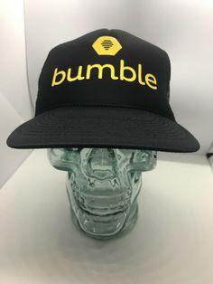 542bd90782145 Bumble Mesh SnapBack Trucker Hat Adjustable Baseball Cap