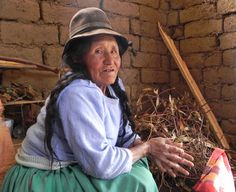 Through a Heifer International self-help group in Chillcapata, Peru, Sofia was able to build her dream home.