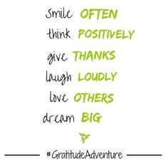 Don't forget to join the A D V E N T U R E ! Check out our Instagram to see what we're grateful for today! We LOVE seeing what you're celebrating! #GratitudeAdventure