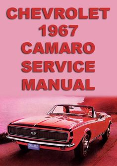chevrolet 1964 impala convertible roof service and repair manual rh pinterest com 1994 Chevy Camaro 1969 Chevy Camaro