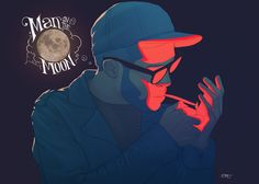 Mr. Rager by pacman23 on deviantART