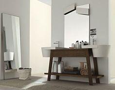 Twin Sink + Vanity by Novello.  It's a good idea.