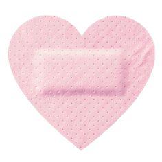Roze pleister